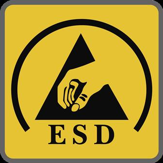 Ropa de trabajo antiestática con certificado ESD en Uniforma