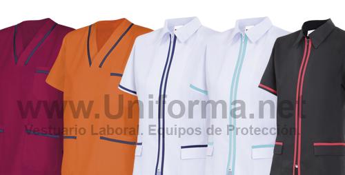 Fabricación de uniformes sanitarios