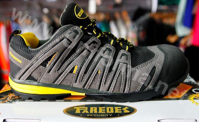 Zapato SRA de seguridad paredes Helio S1P SRA Zapato Uniforma 6e3b7c