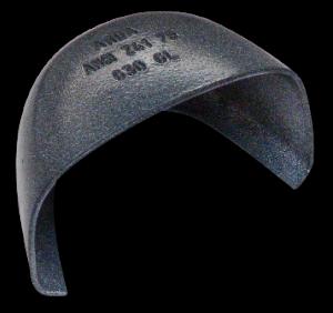 Puntera de protección de acero