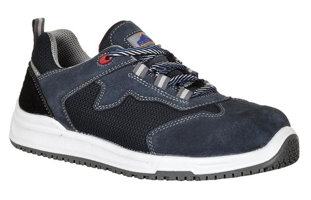 b32e96e2 Zapatos de trabajo de estilo deportivo con protecciones en Uniforma