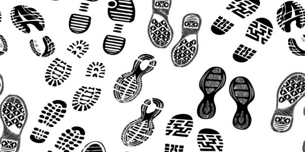 Tipos de suelas de calzado.