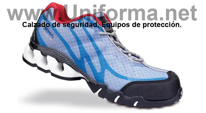 Zapato de trabajo Anibal Marathon