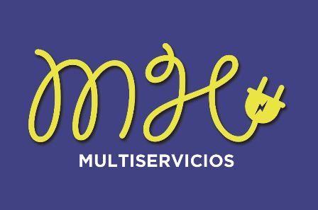 Boceto previo logo M&H Multiservicios