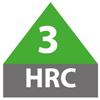 3 HRC: Valor de arco de mono o camiseta y pantalón, y traje para fogonazos de arco, para que el sistema alcance un valor de arco mínimo requerido 25