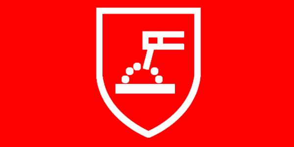 Pictograma EN ISO 11611 Ropa de protección contra soldadura.