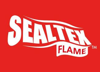 Tejido Sealtex Flame para impermeables ignífugos.