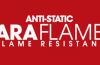 Tejido Araflame resistente a la llama