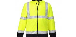 Polar Ignífugo de alta visibilidad en Modaflame en uniforma