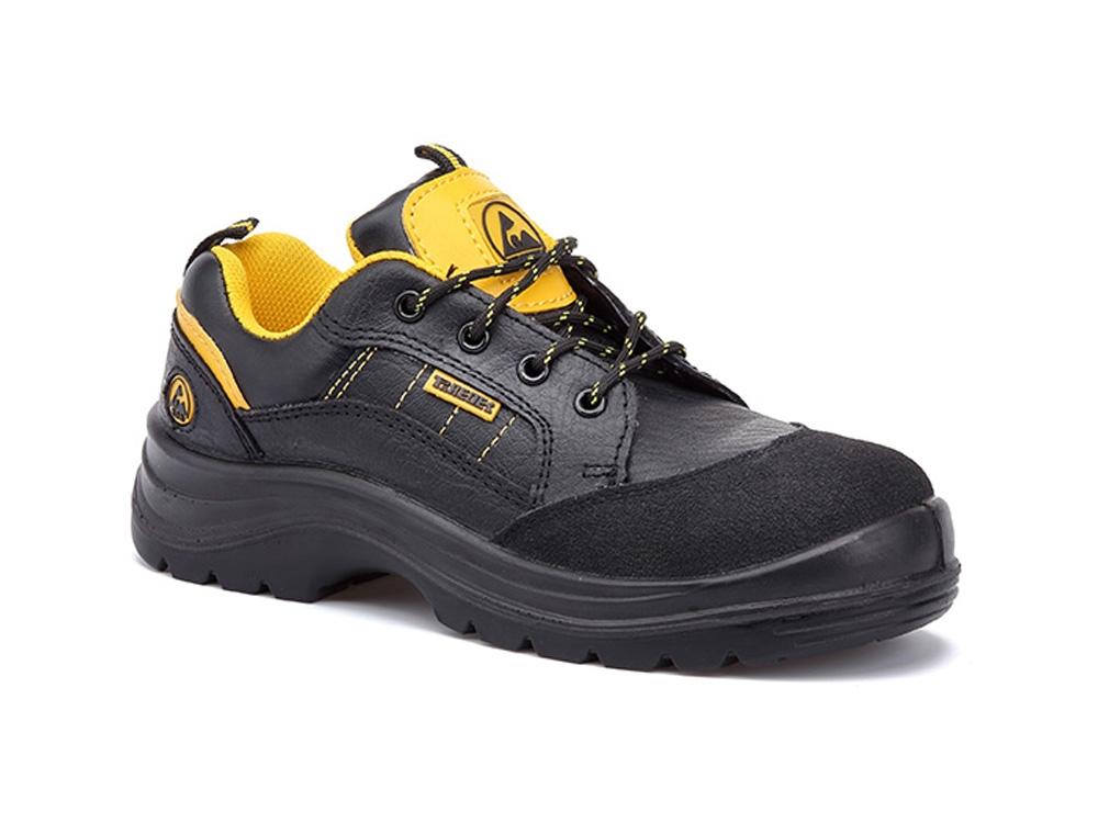 Zapato de trabajo ESD con puntera y plantilla S3