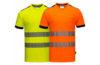 Camisetas de trabajo de alta visibilidad cómodas