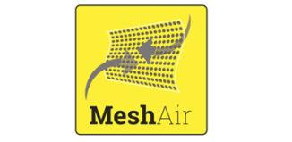 El tejido de alta visibilidad para el calor MeshAir