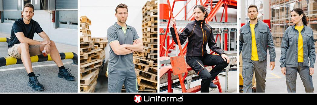 Ropa de trabajo para la industria en Uniforma