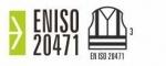 Mono de trabajo de alta visibilidad EN ISO 20471 Clase 3