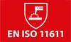 Pictograma EN ISO 11611 ropa de trabajo para solddores